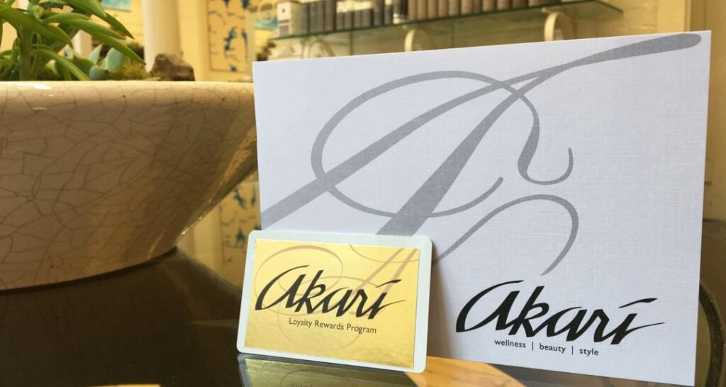 We Are Happy to Offer Akari Gift Certificates